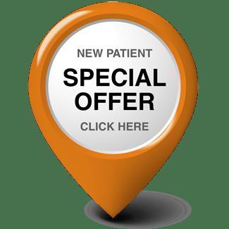 New Patient Special Offer Orange Drop